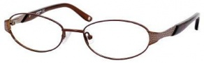Liz Claiborne 371 Eyeglasses Eyeglasses - 0FQ7 Antique Copper Brown