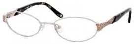 Liz Claiborne 371 Eyeglasses Eyeglasses - 068E Palladium Gold