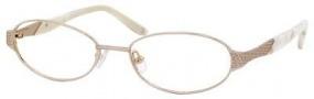Liz Claiborne 371 Eyeglasses Eyeglasses - 0FJ4 Shiny Gold