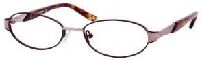 Liz Claiborne 371 Eyeglasses Eyeglasses - 0FJ6 Shiny Lilac