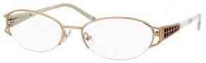 Liz Claiborne 372 Eyeglasses  Eyeglasses - 0FJ4 Shiny Gold