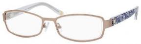 Liz Claiborne 378 Eyeglasses Eyeglasses - 0RC8 Almond Floral
