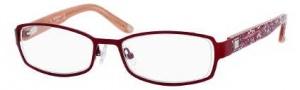 Liz Claiborne 378 Eyeglasses Eyeglasses - 0FF2 Ruby