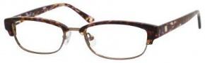 Liz Claiborne 379 Eyeglasses Eyeglasses - 0FC8 Honey Demi