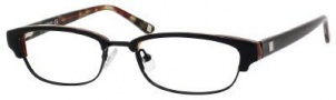 Liz Claiborne 379 Eyeglasses Eyeglasses - 0RX1 Satin Black