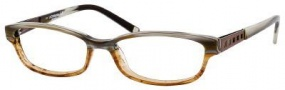 Liz Claiborne 383 Eyeglasses Eyeglasses - 0CZ2 Brown Horn