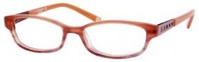 Liz Claiborne 383 Eyeglasses Eyeglasses - 0GA2 Coral Fade