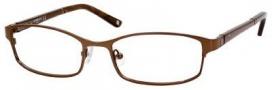 Liz Claiborne 384 Eyeglasses Eyeglasses - 0YGF Brown Gray