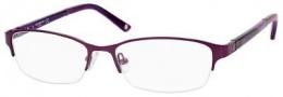 Liz Claiborne 385 Eyeglasses Eyeglasses - 0Z1T Violet Purple