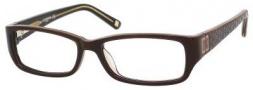 Liz Claiborne 386 Eyeglasses Eyeglasses - 0JVM Brown Tan Crystal