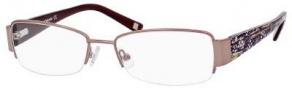 Liz Claiborne 387 Eyeglasses Eyeglasses - 0RC8 Almond Floral