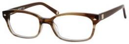 Liz Claiborne 388 Eyeglasses  Eyeglasses - 0JKK Brown Azure