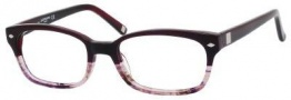 Liz Claiborne 388 Eyeglasses  Eyeglasses - 0CY3 Purple Black