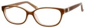 Liz Claiborne 389 Eyeglasses Eyeglasses - 0JPQ Pearl Smoke Topaz