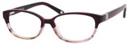 Liz Claiborne 389 Eyeglasses Eyeglasses - 0CY3 Purple Black