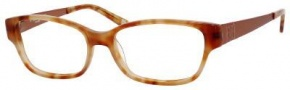 Liz Claiborne 390 Eyeglasses Eyeglasses - 0JAT Blonde Amber