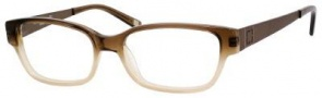 Liz Claiborne 390 Eyeglasses Eyeglasses - 0JXZ Brown Fade
