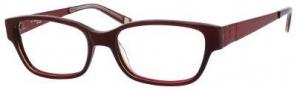 Liz Claiborne 390 Eyeglasses Eyeglasses - 0JAN Brunette Fade