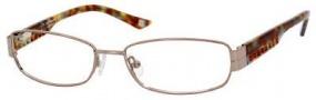 Liz Claiborne 392 Eyeglasses Eyeglasses - 01M1 Almond