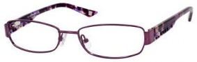 Liz Claiborne 392 Eyeglasses Eyeglasses - 0Z1T Violet Purple