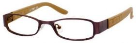 Liz Claiborne 420 Eyeglasses Eyeglasses - 0RX3 Dark Chocolate
