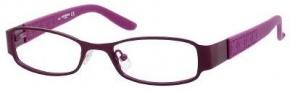 Liz Claiborne 420 Eyeglasses Eyeglasses - 0JJF Plum Rose