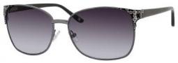 Liz Claiborne 550/S Sunglasses Sunglasses - 0CVL Dark Ruthenium (JJ Gray Gradient Lens)