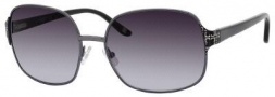 Liz Claiborne 551/S Sunglasses Sunglasses - 0CVL Dark Ruthenium (JJ Gray Gradient Lens)