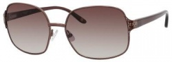 Liz Claiborne 551/S Sunglasses Sunglasses - 0ODQ Shiny Brown (CC Brown Gradient Lens)