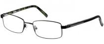 Harley Davidson HD 269 Eyeglasses Eyeglasses - BLK: Black