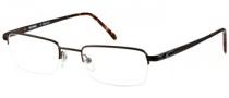 Harley Davidson HD 271 Eyeglasses Eyeglasses - BRN: Brown