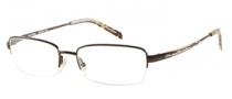 Harley Davidson HD 305 Eyeglasses Eyeglasses - SBRN: Satin Brown