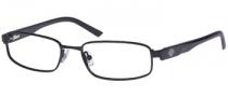 Harley Davidson HD 308 Eyeglasses Eyeglasses - BLK: Black
