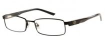 Harley Davidson HD 310 Eyeglasses Eyeglasses - BLK: Black