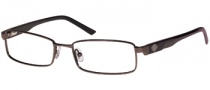 Harley Davidson HD 310 Eyeglasses Eyeglasses - BRN: Chocolate Brown