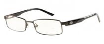 Harley Davidson HD 310 Eyeglasses Eyeglasses - GUN: Satin Gunmetal