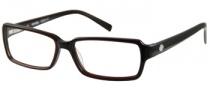 Harley Davidson HD 319 Eyeglasses Eyeglasses - RB: Root Beer