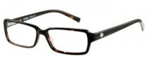 Harley Davidson HD 320 Eyeglasses Eyeglasses - TO: Tortoise