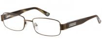 Harley Davidson HD 321 Eyeglasses Eyeglasses - BRN: Brown