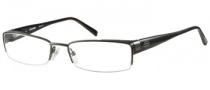 Harley Davidson HD 327 Eyeglasses Eyeglasses - SGUN: Satin Gunmetal