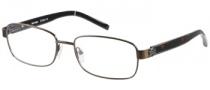 Harley Davidson HD 328 Eyeglasses  Eyeglasses - SBRN: Satin Brown