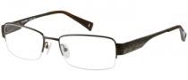 Harley Davidson HD 331 Eyeglasses Eyeglasses - BRN: Brown