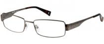 Harley Davidson HD 332 Eyeglasses Eyeglasses - BRN: Brown