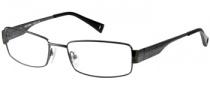 Harley Davidson HD 332 Eyeglasses Eyeglasses - GUN: Gunmetal