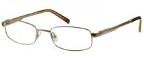 Harley Davidson HD 334 Eyeglasses Eyeglasses - SGLD: Satin Gold