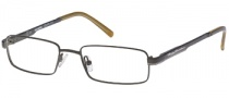 Harley Davidson HD 335 Eyeglasses Eyeglasses - SOL: Satin Olive