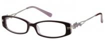 Harley Davidson HD 340 Eyeglasses Eyeglasses - BU: Burgundy Orchid