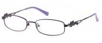 Harley Davidson HD 342 Eyeglasses Eyeglasses - PUR: Purple / Dark Purple