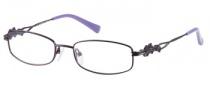 Harley Davidson HD 342 Eyeglasses Eyeglasses - PUR: Purple / Dark Purple