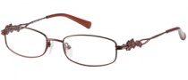 Harley Davidson HD 342 Eyeglasses Eyeglasses - RST: Rust / Light Brown